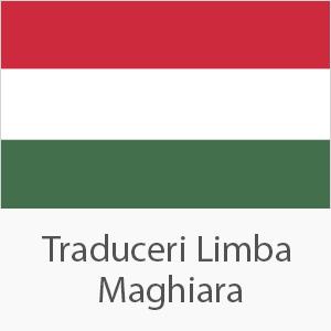 Traduceri Limba Maghiara