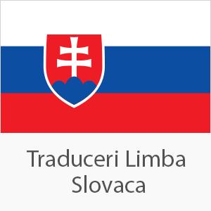 Traducere autorizata din limba slovaca in limba romana si din limba romana in limba slovaca