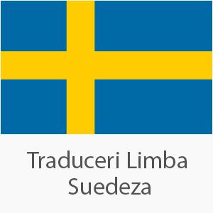Traduceri Limba Suedeza